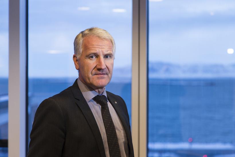 Jón Ólafur Halldórsson, forstjóri Olís.