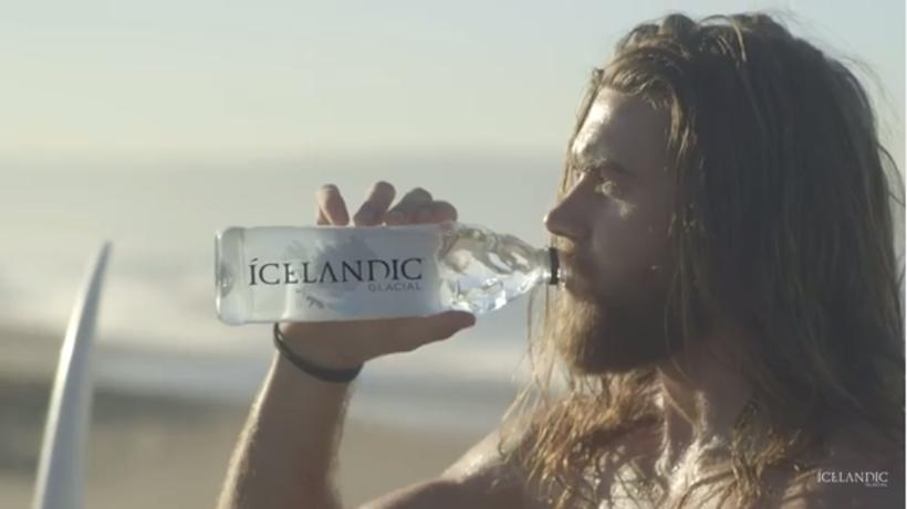 Photo: Screenshot from Iceland Glacial video