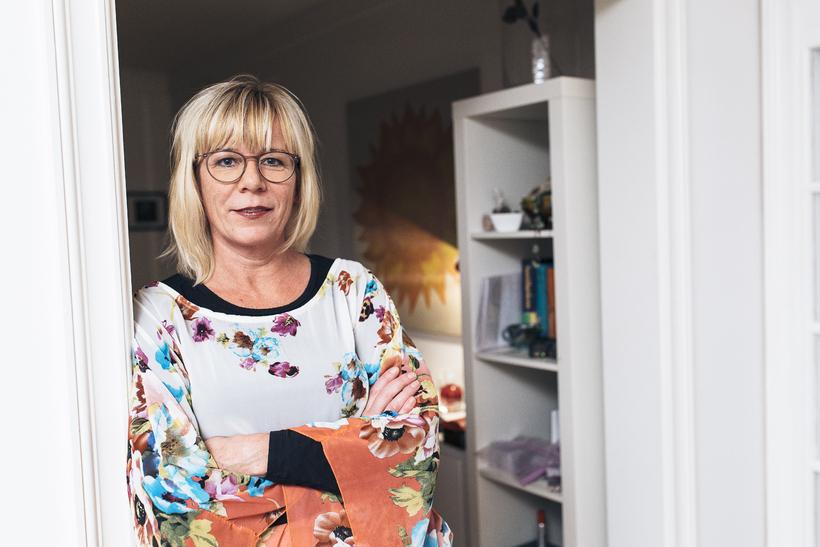 Vigdís Hauksdóttir, þingmaður Framsóknarflokksins.