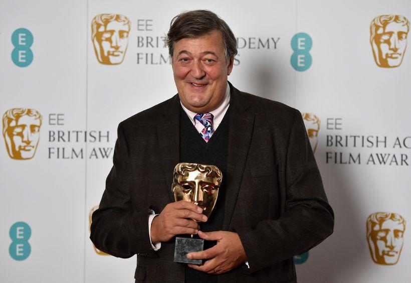 Stephen Fry neytti fíkniefna í höllinni.