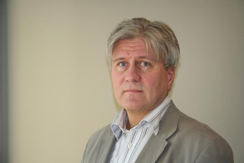 Bolli Héðinsson, formaður stjórnar Samtaka sparifjáreigenda