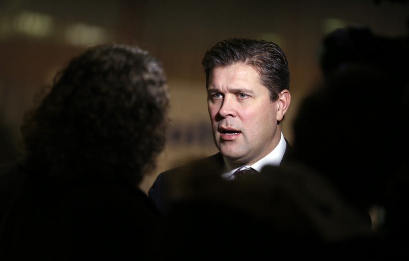Finance Minister Bjarni Benediktsson apparently knew nothing of the alleged …