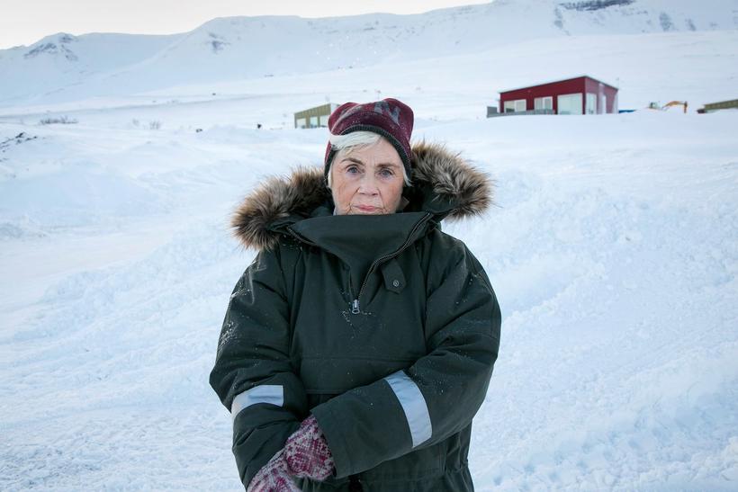 Ásdís Karlsdóttir var íþróttakennari í 20 ár.