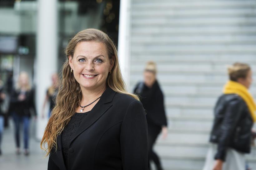 Þóranna Jónsdóttir, forseti viðskiptadeildar HR.