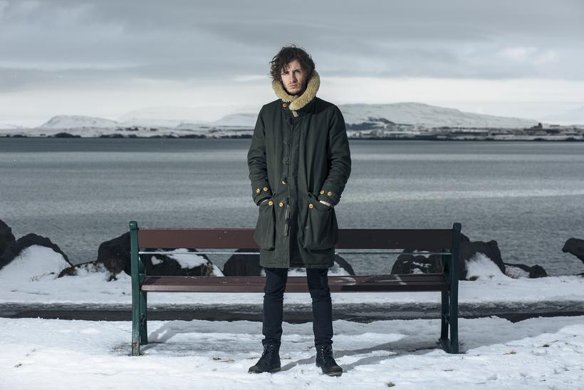 Tónlistarmaðurinn Arnar Guðjónsson hefur komið víða við í íslensku tónlistarlífi.