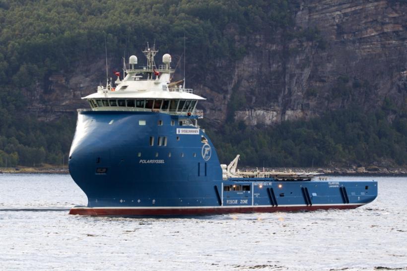 Polarsyssel er dýrasta skip í eigu Íslendinga.