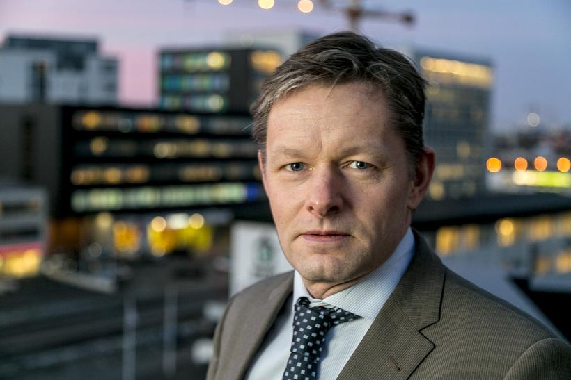 Þorsteinn Víglundsson gerir ráð fyrir að leiða lista Viðreisnar í ...