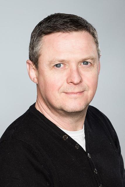 Helgi Helgason er formaður Íslensku Þjóðfylkingarinnar.