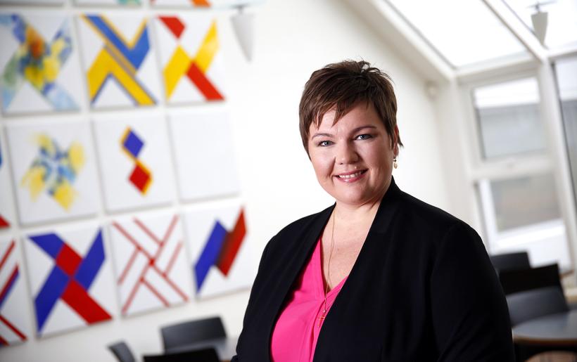 Ellen Calmon, formaður Öryrkjabandalags Íslands