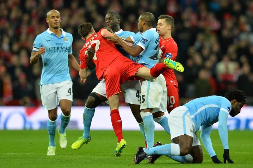 Liverpool tekur á móti Manchester City á miðvikudaginn.