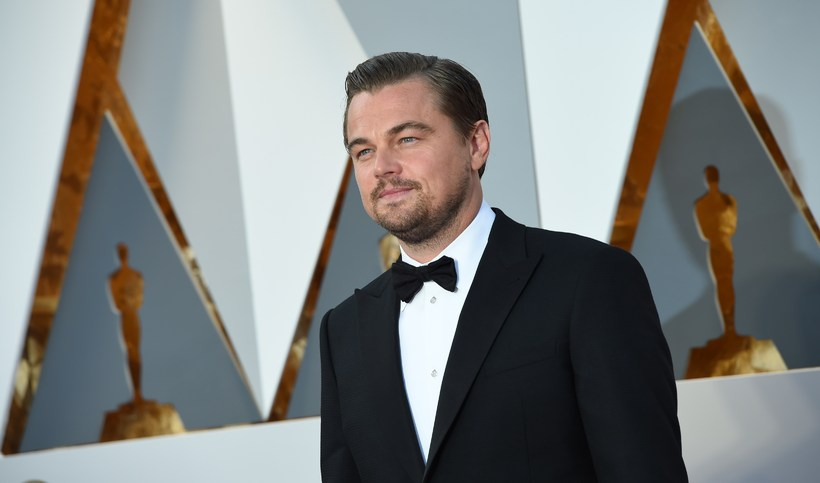 Leonardo DiCaprio er tilnefndur fyrir leik sinn í The Revenant.