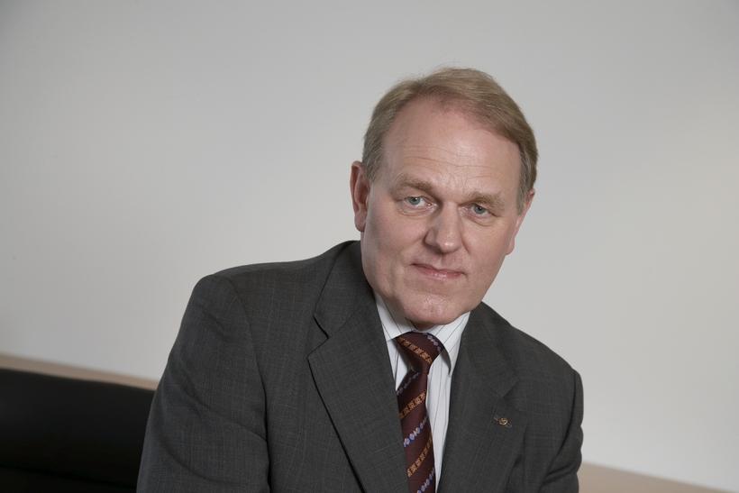 Ingimundur Sigurpálsson er forstjóri Íslandspósts.