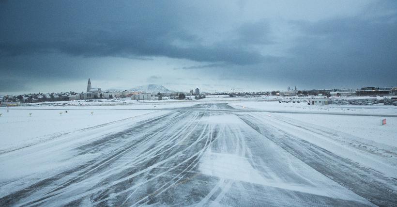 Neyðarflugbrautin umrædda er á norðausturhluta Reykjavíkurflugvallar í Vatnsmýrinni.