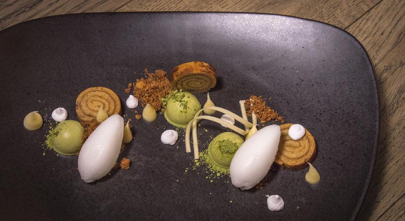A Food & Fun dish by chef Julian Medina at ...