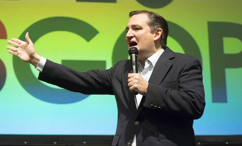 Er Ted Cruz sá eini sem getur haft sigurinn af ...