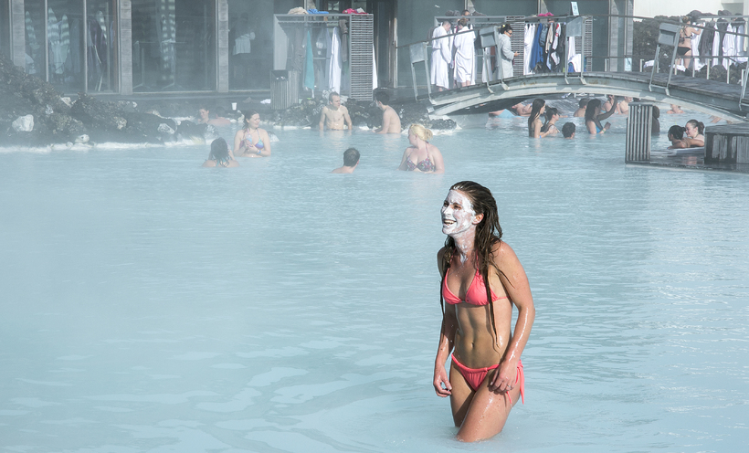 The Blue Lagoon is one of Iceland's most popular tourist ...