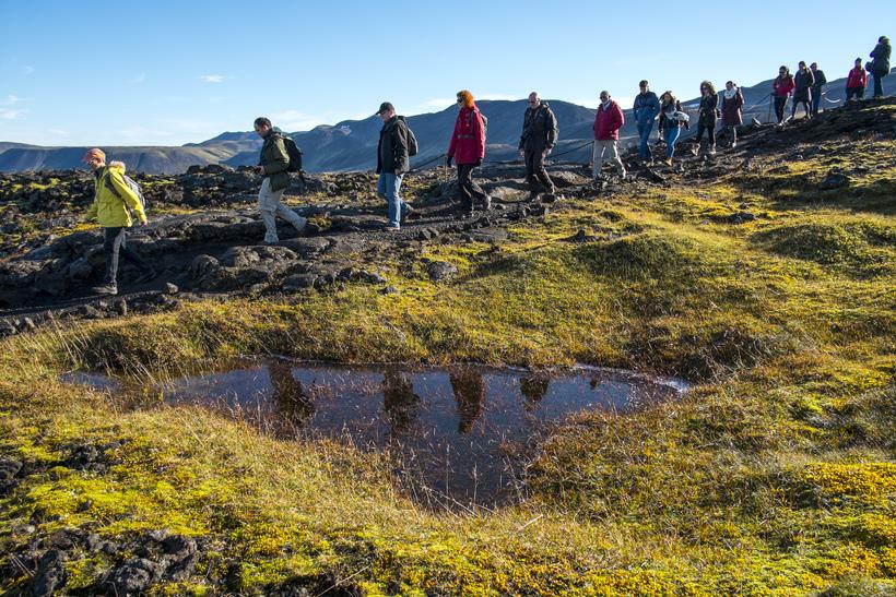 Skortur er á salernum víða við þjóðvegi landsins.