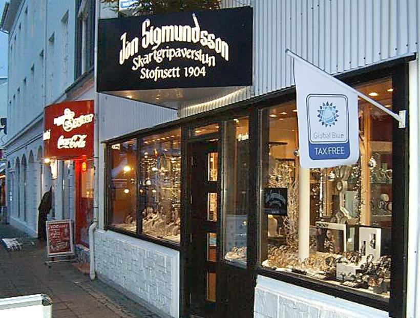 Founded in 1904, Jón Sigmundsson jewellers will be gone from …