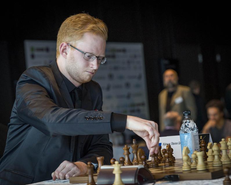 Hjörvar Steinn Grétarsson