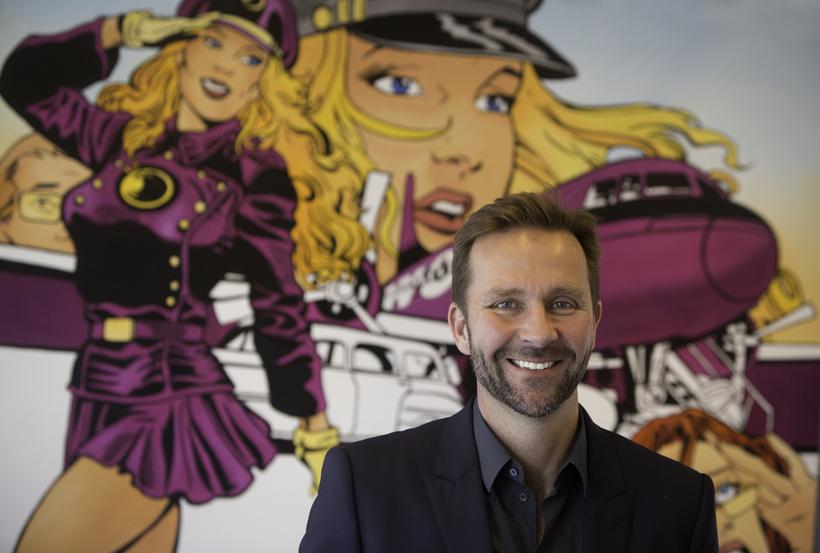 Skúli Mogensen, CEO of WOW has big plans for Kársnes ...