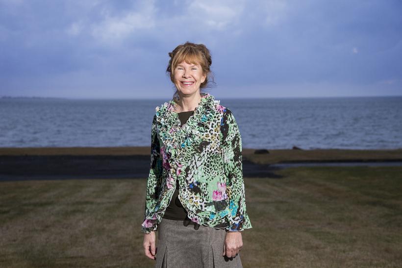 Psychiatrist and author Anna Valdimarsdóttir doesn't think Icelanders come across ...