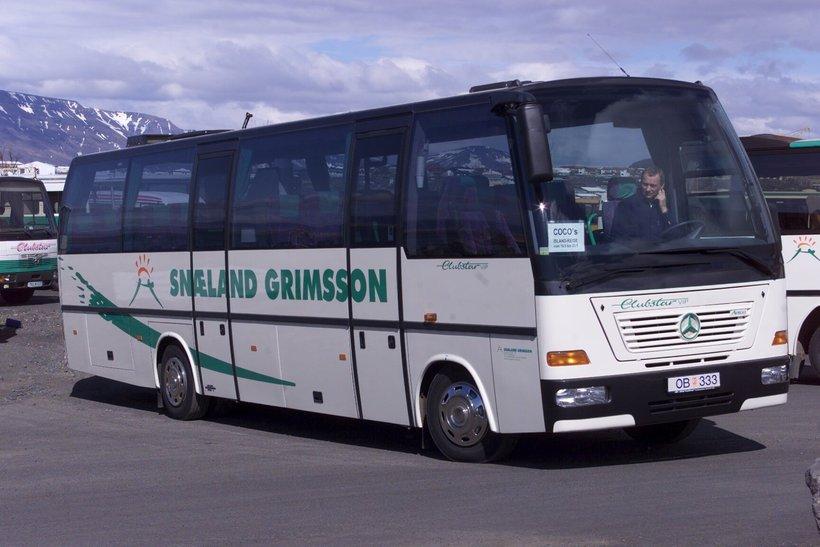 Fyrirtækið Snæland Grímsson hefur fengið lóð fyrir starfsemi sína í ...
