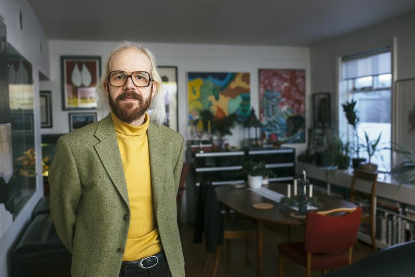 Óttarr Proppé formaður Bjartrar framtíðar