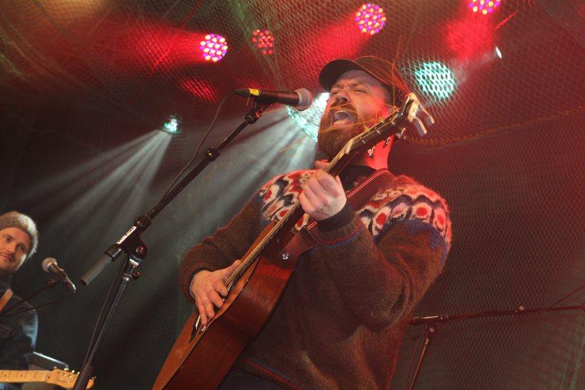 Frá Aldrei fór ég suður árið 2010