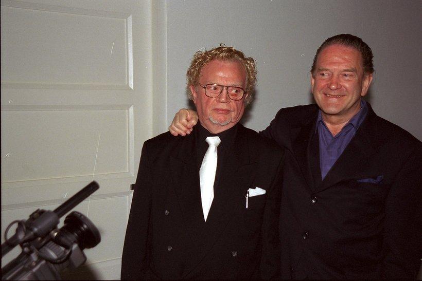 Bragi Ásgeirsson og Erró