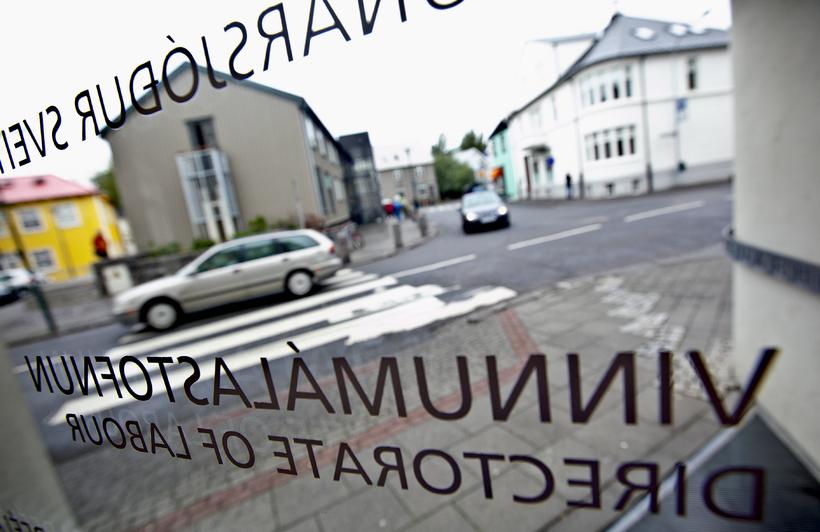 Atvinnuleysi á öðrum ársfjórðungi þessa árs mældist 3,4%.
