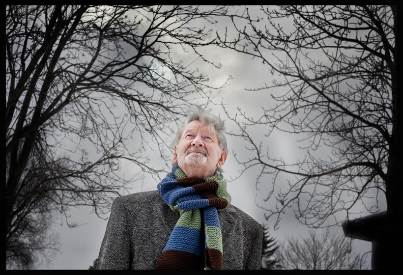 Páll Bergþórsson, meterologist and author of The Wineland Millennium: Saga …