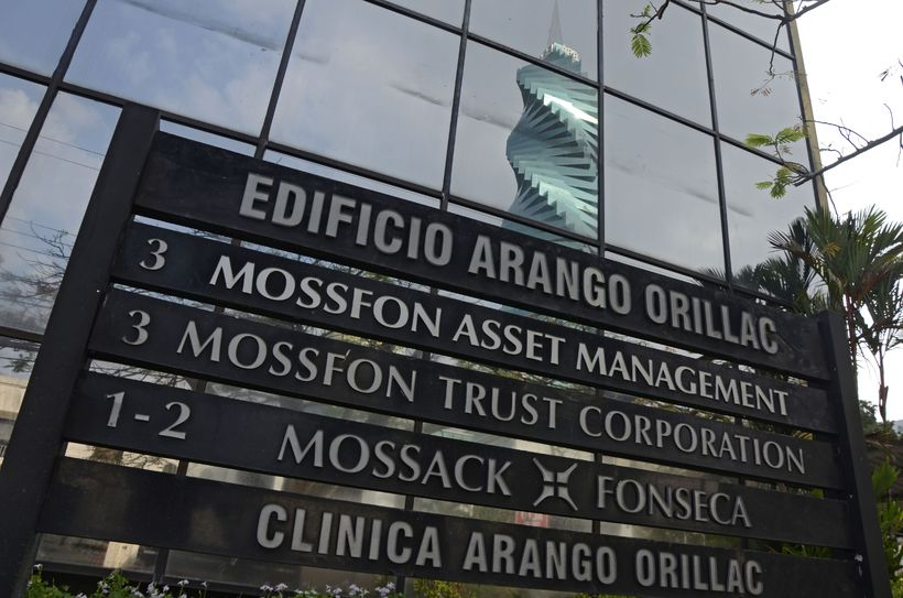 Mossack Fonseca offices in Panama.