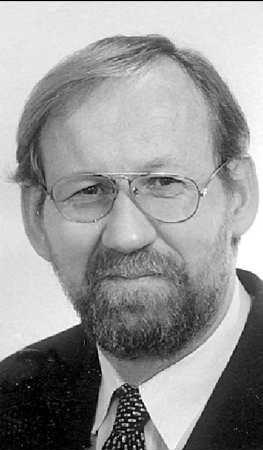 Svanur Kristjánsson prófessor.