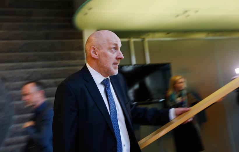 Steingrímur J. Sigfússon MP.