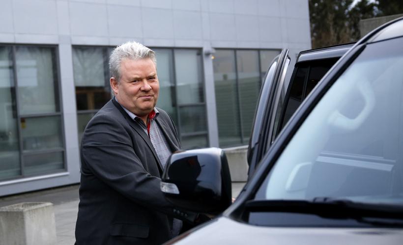 Sigurður Ingi Jóhannsson, Iceland's new caretaker PM?