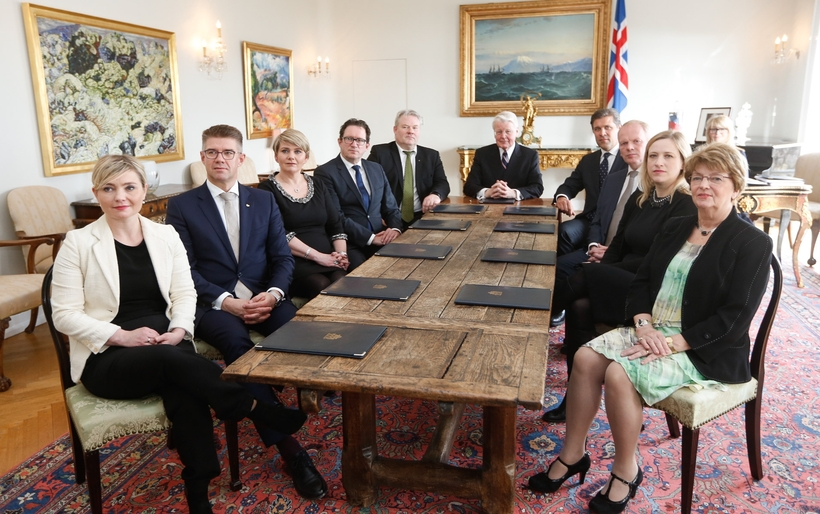 Iceland's government is now run by new PM Sigurður Ingi …