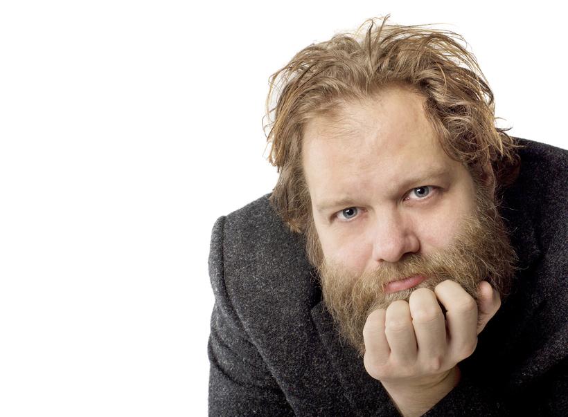 The fame of Icelandic actor Ólafur Darri Ólafsson is constantly ...