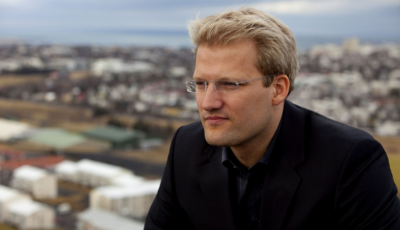 Róbert Wessman, Chairman and CEO of the Alvogen.