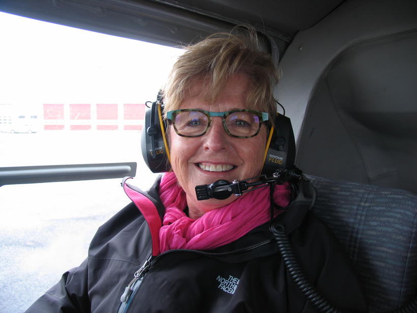 Shelagh Donov­an was killed in a terrible accident at Jökulsárlón ...