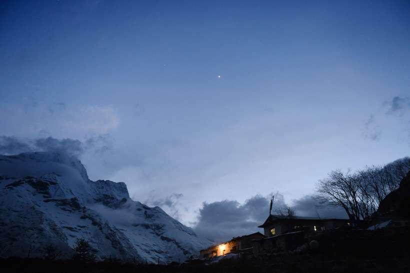 Roberto Schmidt á leið að Everest