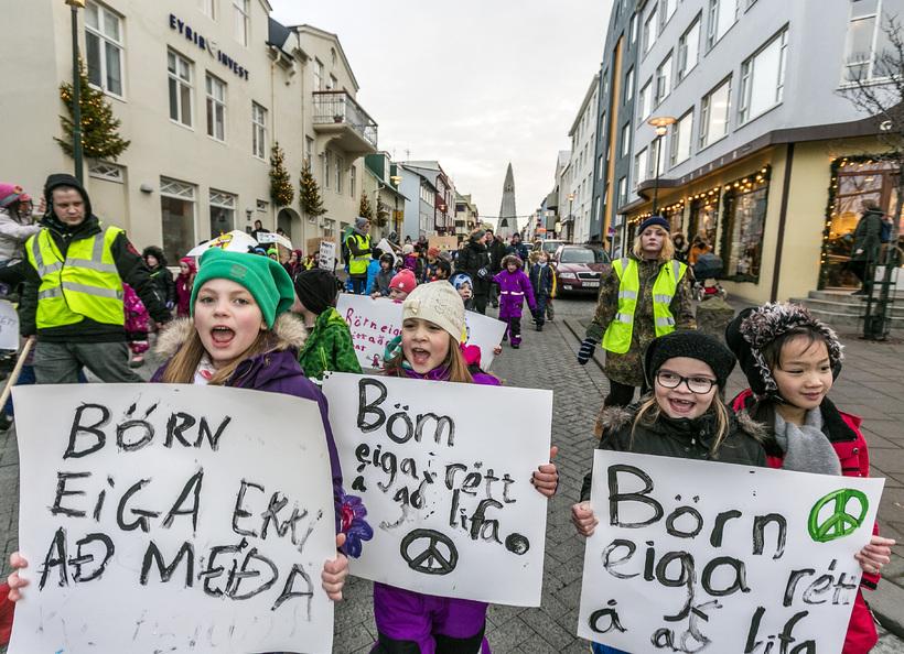 Aðeins 30% aðspurðra barna í 5. -7. bekk þekki Barnasáttmála …