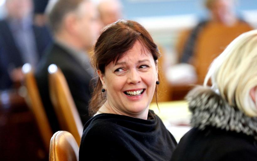 Svandís Svavarsdóttir þingmaður VG