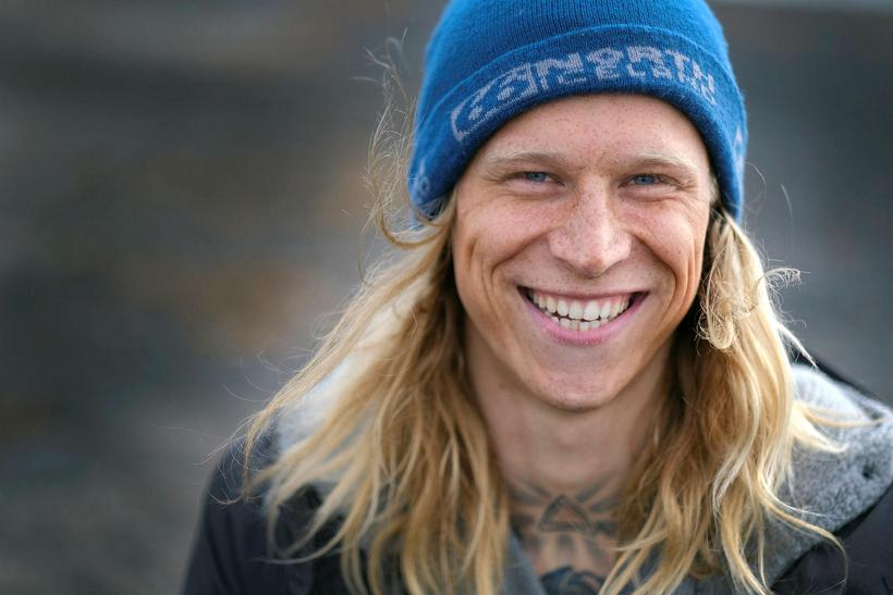 Heiðar Logi Elíasson is Iceland's first pro-surfer. Describing himself as ...