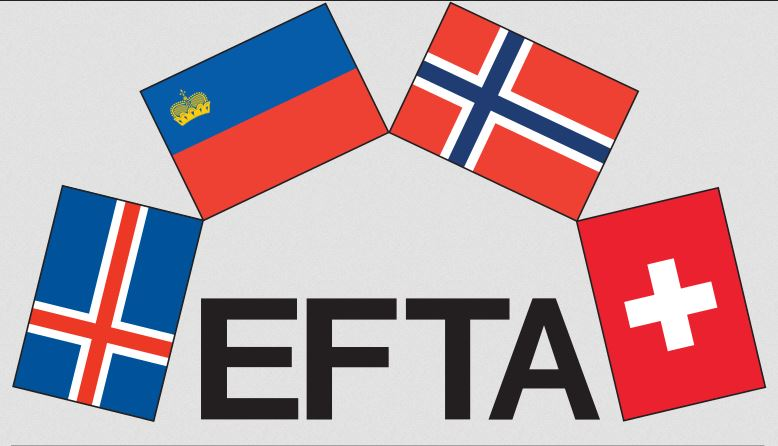 Iceland is one of four Member States of EFTA.