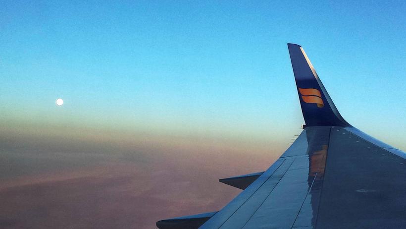 Icelandair hefur tekið skarpa dýfu í Kauphöllinni.