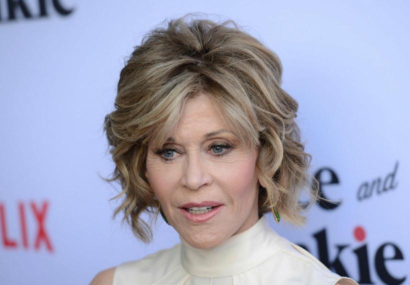 Jane Fonda hefur áður fengið að kynnast krabbameini.