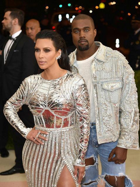 Kim Kardashian og Kanye West völdu nafn Chicago saman en ...