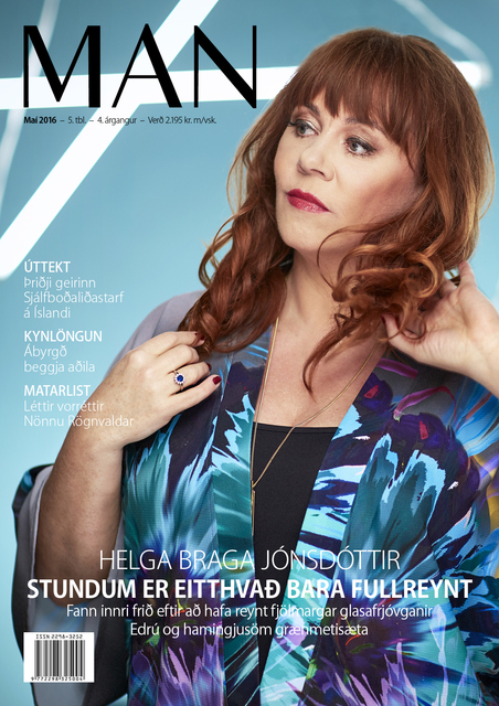 Helga Braga Jónsdóttir.