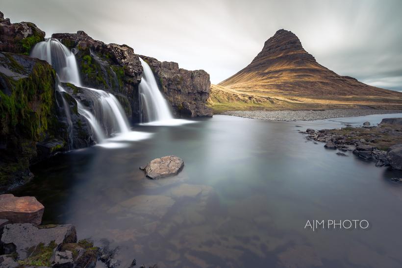 Kirkjufell, West Iceland.