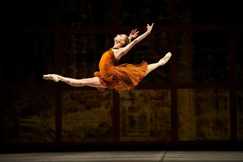 The San Francisco Ballet performs at Harpa concert hall at ...